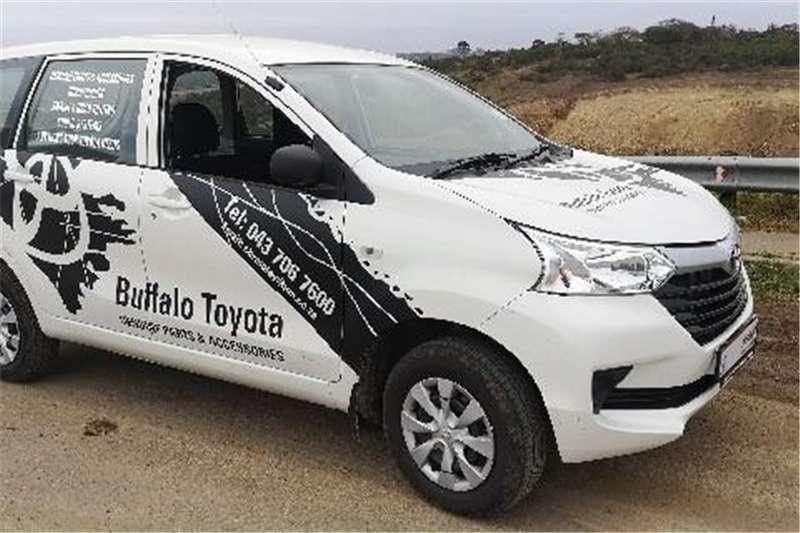 Toyota Avanza 1.3 S 2019