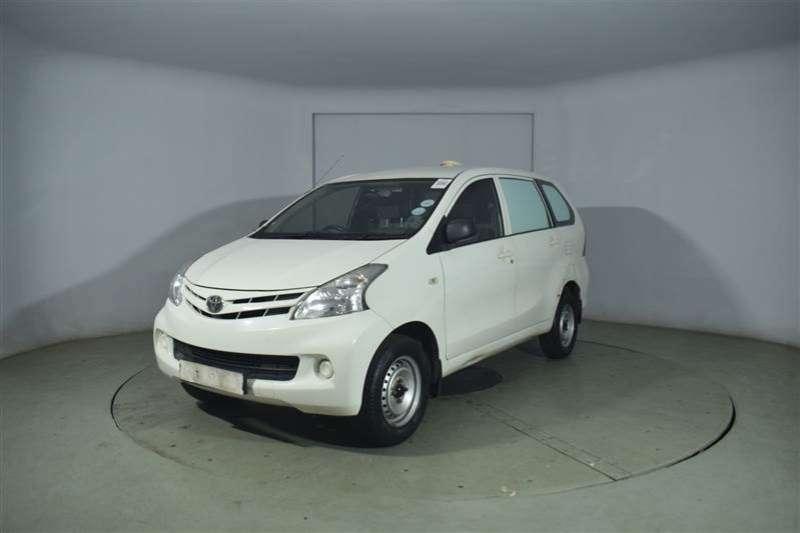 Toyota Avanza 1.3 S F/C P/V 2015