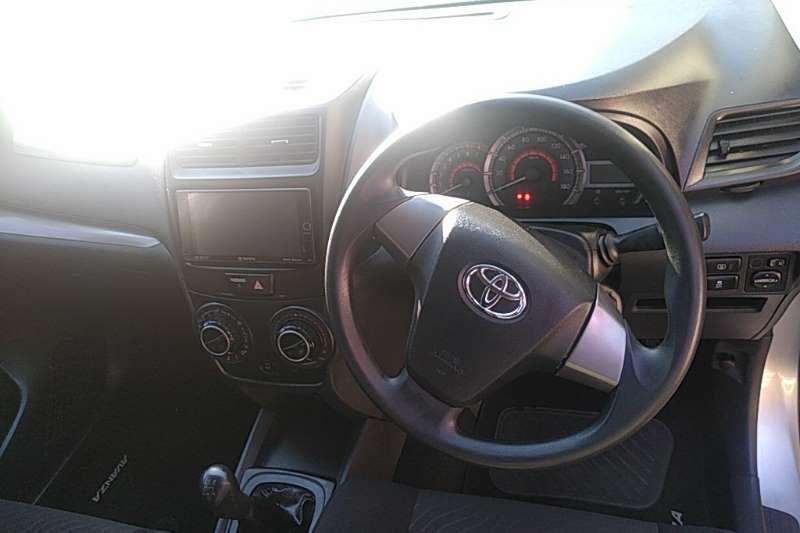 Used 2018 Toyota Avanza AVANZA 1.3 S F/C P/V
