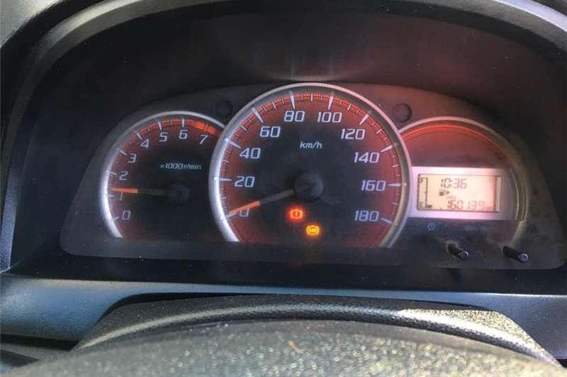 Toyota Avanza 1.3 S panel van 2013