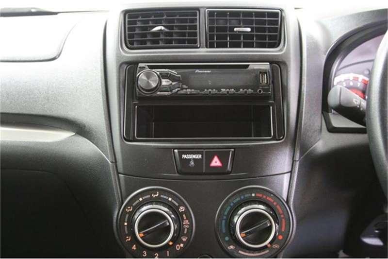 Toyota Avanza 1.3 S panel van 2016