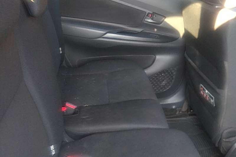 Used 2016 Toyota Avanza 1.3 S panel van
