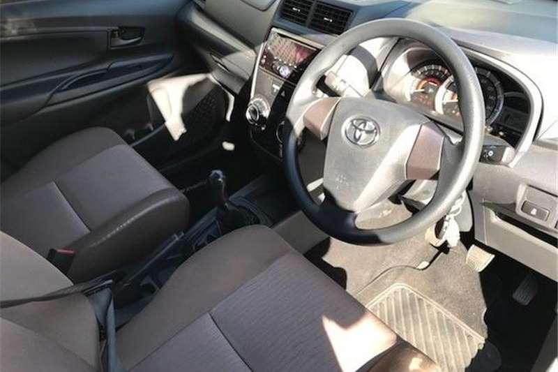 Toyota Avanza 1.3 S Panel Van 2018