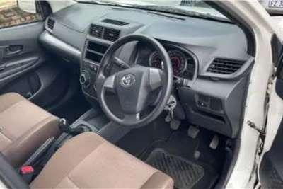 Toyota Avanza 1.3 S panel van 2019