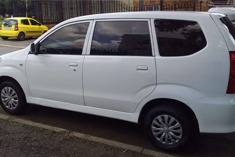 Used 2008 Toyota Avanza 1.3 SX