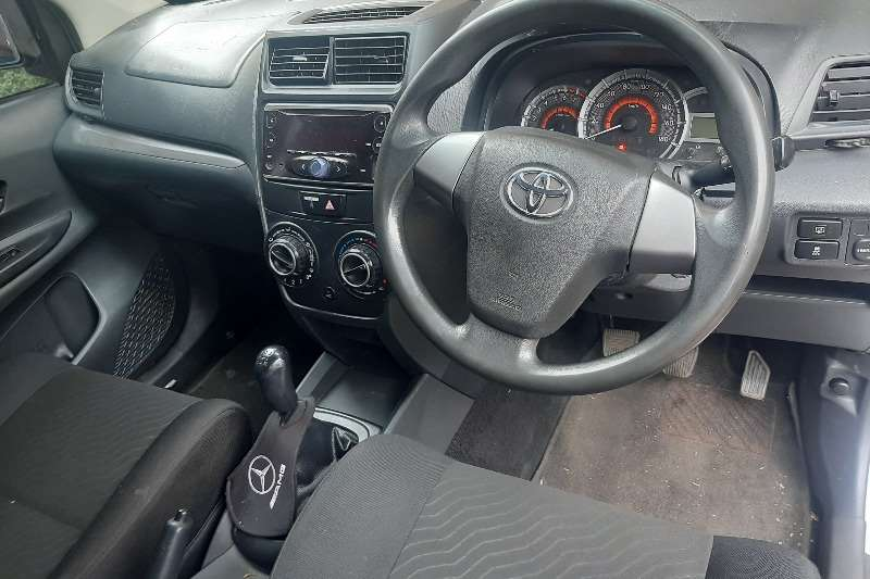 Used 2016 Toyota Avanza 1.3 SX