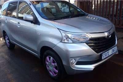 Used 2017 Toyota Avanza 1.3 SX