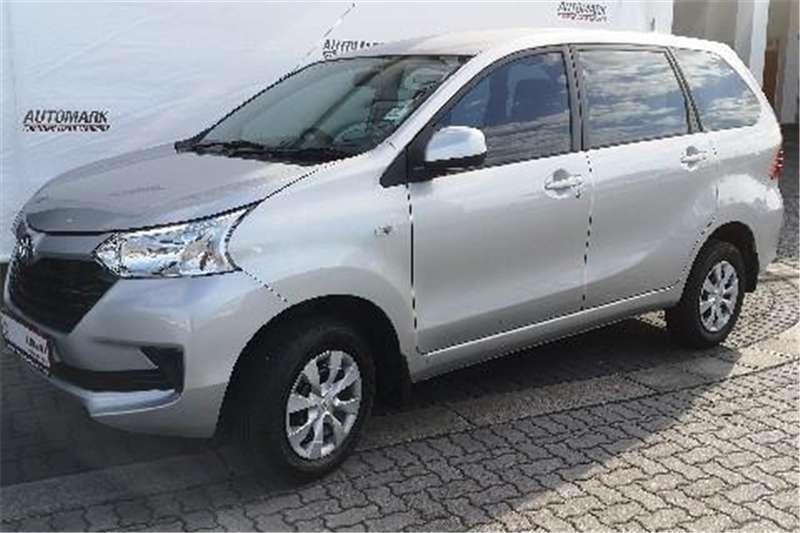 Toyota Avanza 1.3 SX 2019