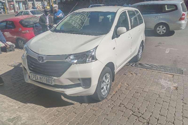 Used 2019 Toyota Avanza 1.3 SX