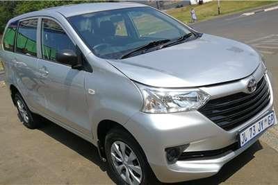 Used 2020 Toyota Avanza 1.3 SX