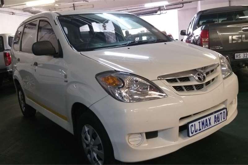Toyota Avanza 1.3S 2011