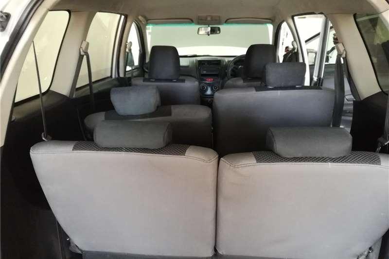 Used 2015 Toyota Avanza