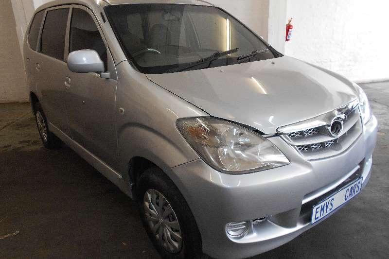 Toyota Avanza 1.5 2008