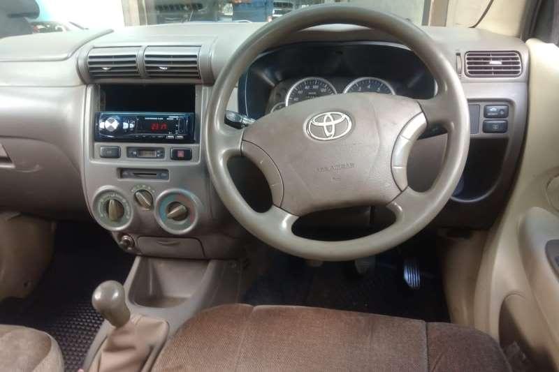 Used 2010 Toyota Avanza