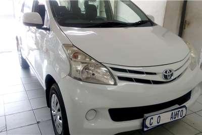 Toyota Avanza 1.5 2014
