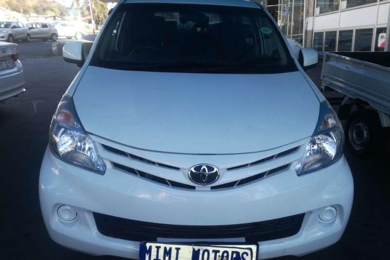 Toyota Avanza 1.5 2015