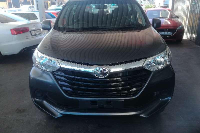 Toyota Avanza 1.5 2016
