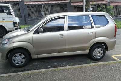 Toyota Avanza 1.5 SX 2007