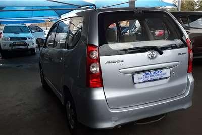 Toyota Avanza 1.5 SX 2008