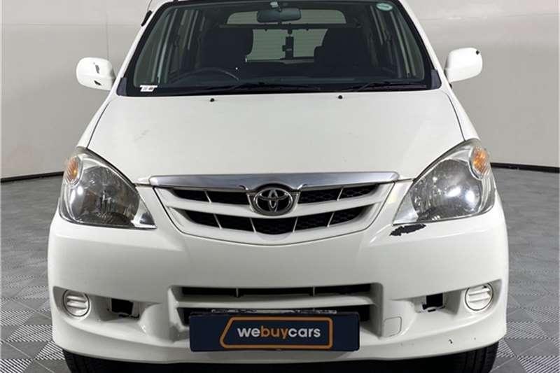 2010 Toyota Avanza Avanza 1.5 SX