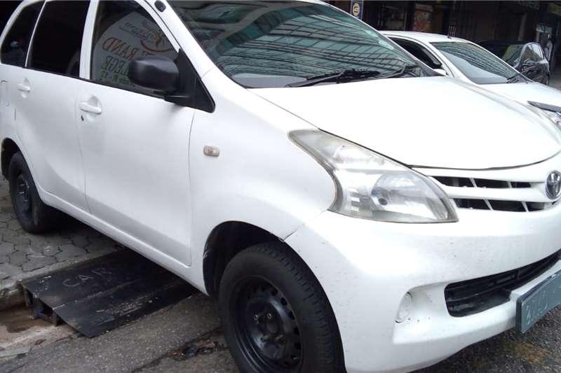 Used 2011 Toyota Avanza 1.5 SX