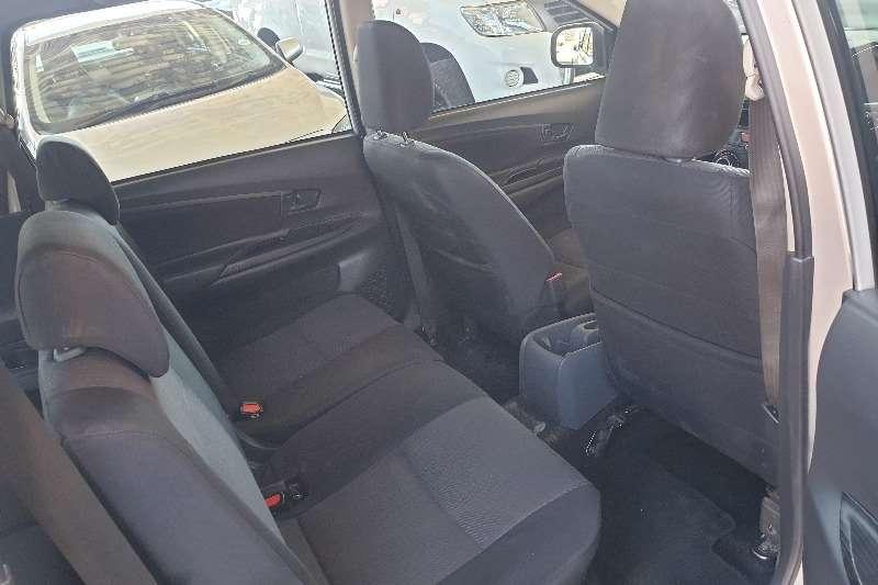 Used 2012 Toyota Avanza AVANZA 1.5 SX