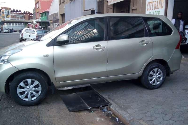 Used 2013 Toyota Avanza 1.5 SX