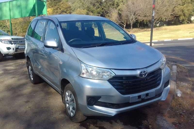 Used 2015 Toyota Avanza AVANZA 1.5 SX
