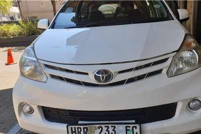 Used 2015 Toyota Avanza 1.5 SX