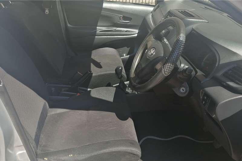 Used 2016 Toyota Avanza 1.5 SX