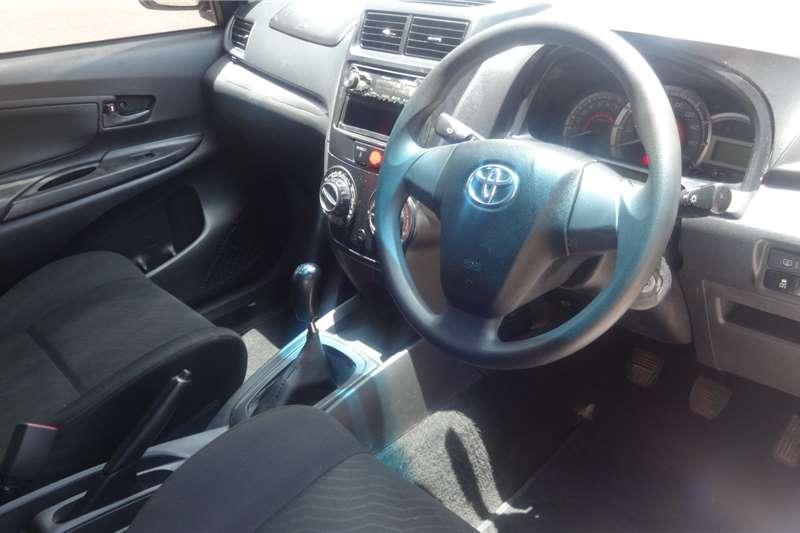 Toyota Avanza 1.5 SX 2017