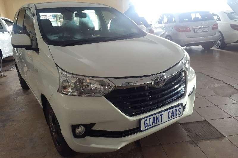 Toyota Avanza 1.5 SX 2018
