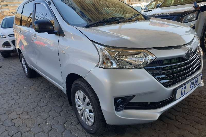 Used 2018 Toyota Avanza AVANZA 1.5 SX