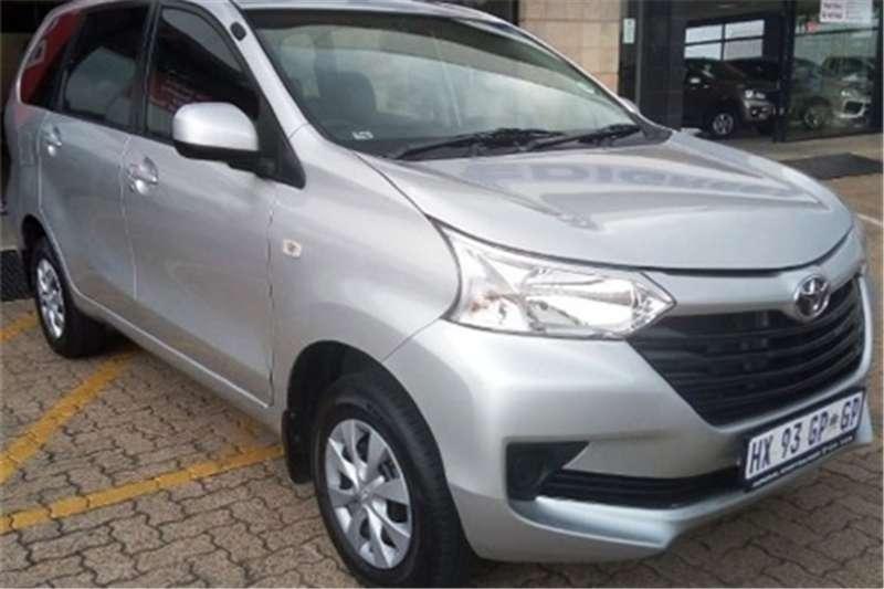 Toyota Avanza 1.5 SX 2019