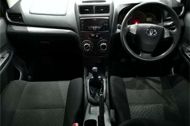 Used 2019 Toyota Avanza AVANZA 1.5 SX