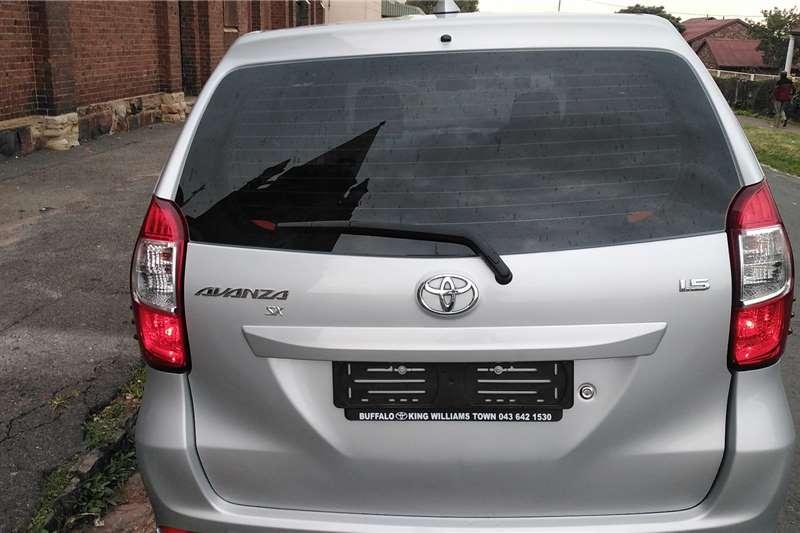 Toyota Avanza 1.5 SX 2020