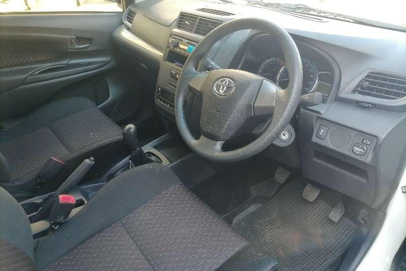 Used 2020 Toyota Avanza AVANZA 1.5 SX
