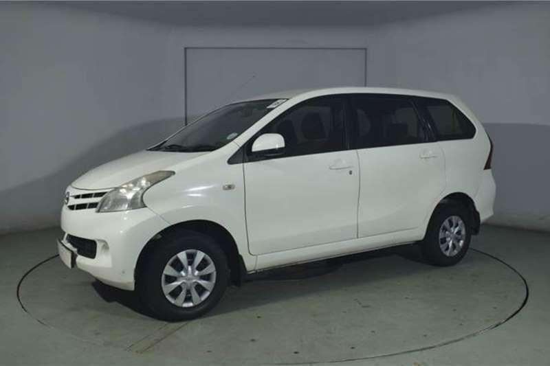 Toyota Avanza 1.5 SX A/T 2014