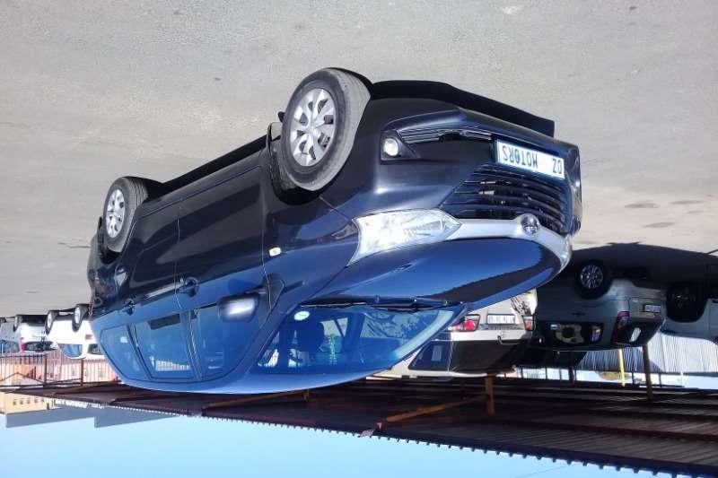Toyota Avanza 1.5 SX A/T 2016