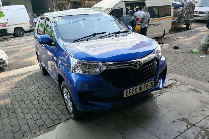 Used 2018 Toyota Avanza AVANZA 1.5 SX A/T