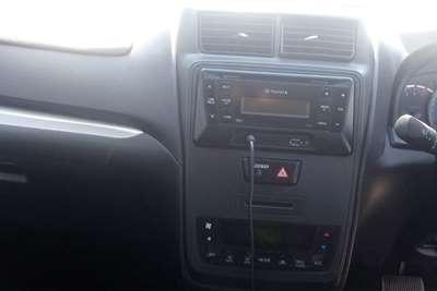 Toyota Avanza 1.5 SX A/T 2019