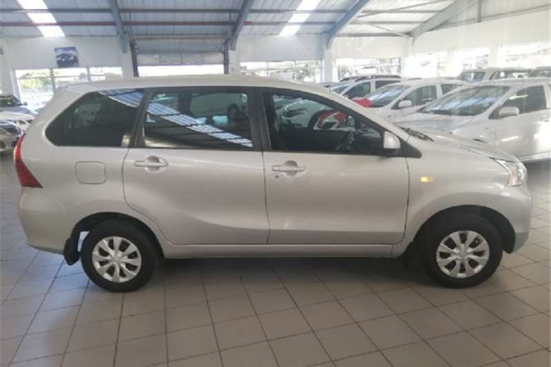 2019 Toyota Avanza AVANZA 1.5 SX A/T