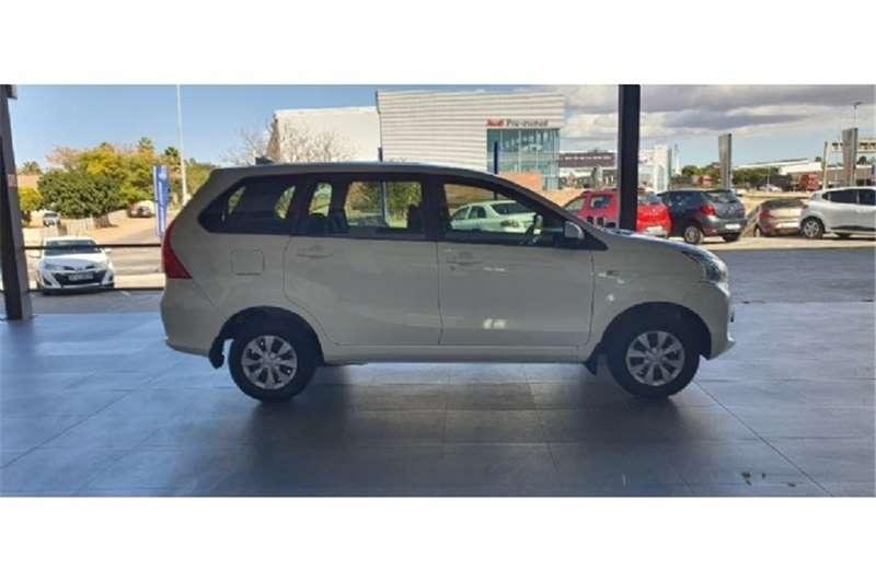 Used 2019 Toyota Avanza AVANZA 1.5 SX A/T