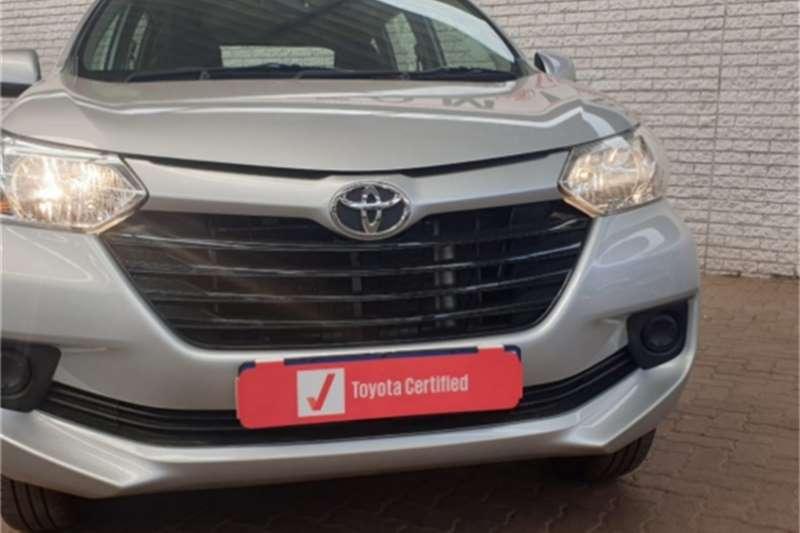2021 Toyota Avanza AVANZA 1.5 SX A/T