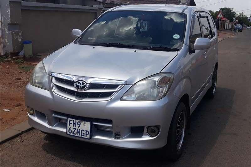 Used 0 Toyota Avanza