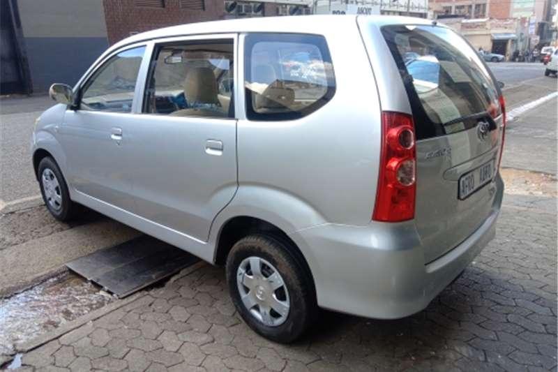 Used 2008 Toyota Avanza