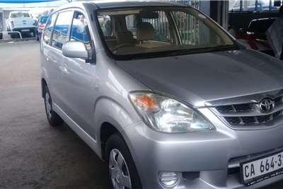 Toyota Avanza 1.5 TX 2008