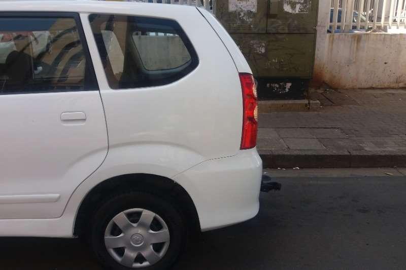 Toyota Avanza 1.5 TX 2009