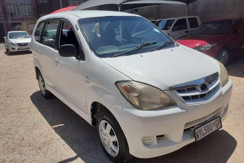 Used 2010 Toyota Avanza 1.5 TX
