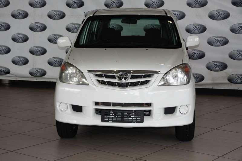 Toyota Avanza 1.5 TX 2011